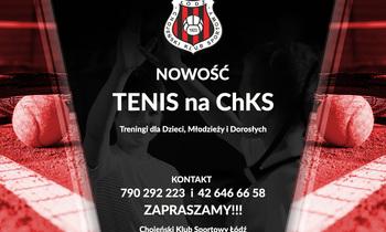 Plakat tenis